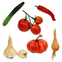 Dekoracja warzywna