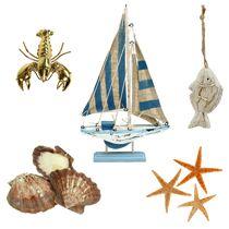 Dekoracja morska