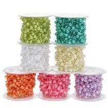 Ozdobne szpilki i perły