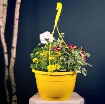 Lampa sygnalizacyjna kwiat 25cm biała