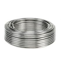 Drut aluminiowy 5mm 1kg srebrny