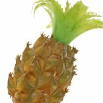 Mini ananas sztuczny H6,5cm - 8cm 6szt.