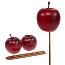 Jabłko sztuczne czerwone Ø5,5cm 12szt