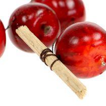 Girlanda jabłkowa czerwona L 110cm