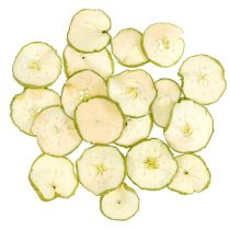 Plasterki jabłka zielone 500g