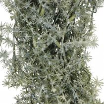Wieniec dekoracyjny Szparagi Sztuczne Szparagi ozdobne Biały, Szary Ø32cm