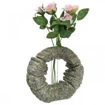 Waza betonowa z pierścieniem na probówki Ø16cm