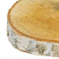 Plastry brzozowe okrągłe Ø11-13cm 12szt.