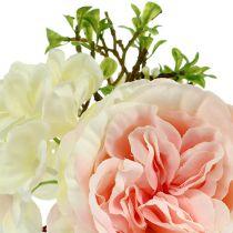 Bukiet Mini Pink Cream 20cm