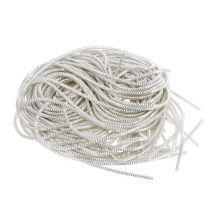 Drut Bulionowy Ø2mm 100g Srebrny
