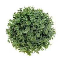 Bukszpan kula sztuczna zielona Ø18cm