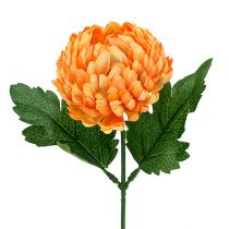 Chryzantema pomarańczowa Ø7cm L18cm 1szt.
