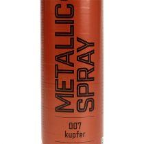 Kolor Spray metaliczny błyszczący miedziany 400ml
