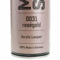 Kolor Spray Metallic Rose Gold 400ml