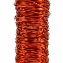 Deco Drut Emaliowany Pomarańczowy Ø0,30mm 30g/50m