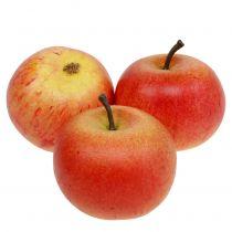 Jabłka dekoracyjne Cox 6cm 6szt.