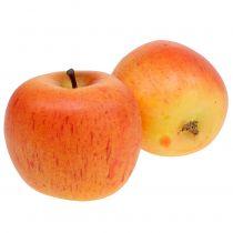 Jabłka ozdobne Cox Orange 7cm 6szt