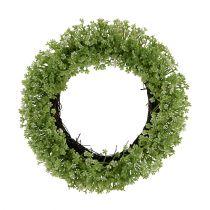 Wieniec Deco zielony Ø25cm
