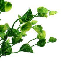 Ozdobna gałązka mięty zielona L74cm 6szt
