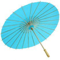 Parasol Deco Turquoise Ø60cm H42cm
