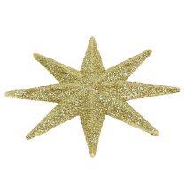 Dekoracje Gwiazdy złote Ø5cm 20szt