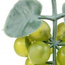 Winogrona ozdobne małe zielone 10cm