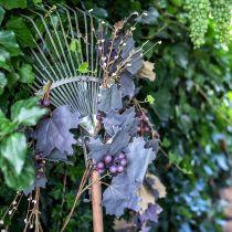 Deco Garland Vine Liście i winogrona Jesienna girlanda 180cm
