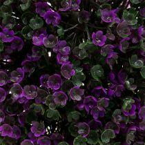 Ozdobna kula fioletowa z kwiatów Ø18cm 1szt