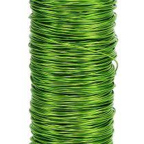 Drut emaliowany Deco Ø0,30mm 30g 50m jabłko zielone