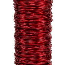 Drut emaliowany Deco Ø0,30mm 30g/50m Czerwony