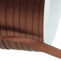 Wstążka prezentowa brązowa 3mm x 50m