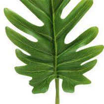 Liście dekoracyjne Philodendron Green W11cm L34cm 6szt
