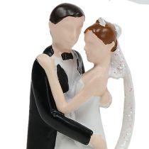 Figurka dekoracyjna para ślubna 10,5cm