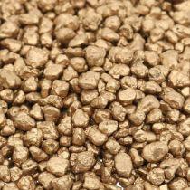 Deco Granules Gold Deco Gravel 2-3mm 2kg