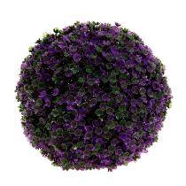 Kula dekoracyjna w kolorze fioletowym Ø20cm