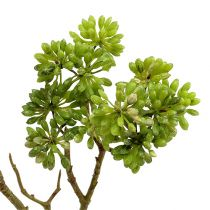 Gałązka dekoracyjna zielona 80cm