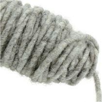 Wick Thread 55m Grey