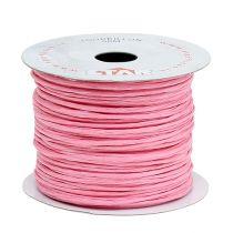 Nawinięty drut 50m Różowy