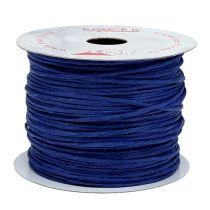 Nawinięte druty 50m ciemnoniebieskie