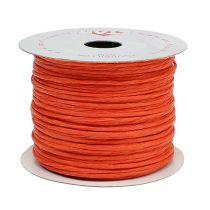 Nawinięty drut 50m Pomarańczowy