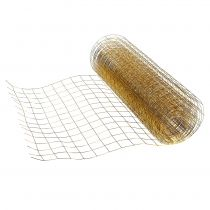 Siatka złota 35cm 5m