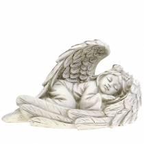 Deco aniołek do spania 18cm x 8cm x 10cm