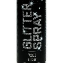 Brokat w sprayu srebrny 400ml