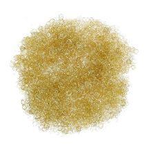 Flower Hair Tinsel Gold 200g Angel Hair