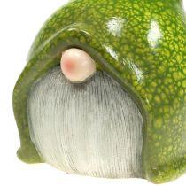 Skrzat ogrodowy krasnal zielony 20cm