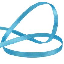 Wstążka prezentowa jasnoniebieska 6mm 50m