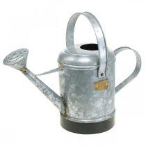 Konewka dekoracyjna Metalowa doniczka Flowerpot Antique Look 40×18×22cm