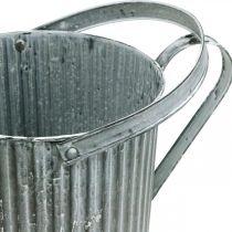 Konewka do sadzenia roślin, ozdobna metalowa konewka, sadzarka Ø19,5cm