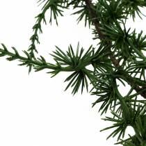 Girlanda z drzew iglastych zielona 167cm