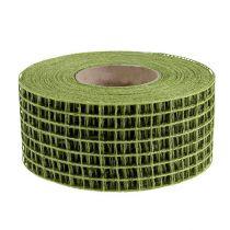 Taśma kratowa 4,5cm x 10m mech zielony